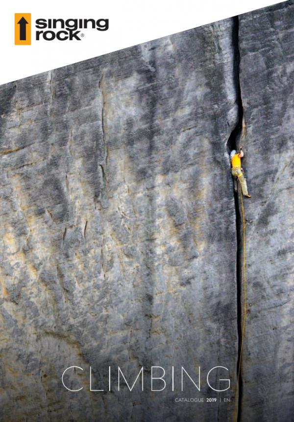 Climbing catalogus